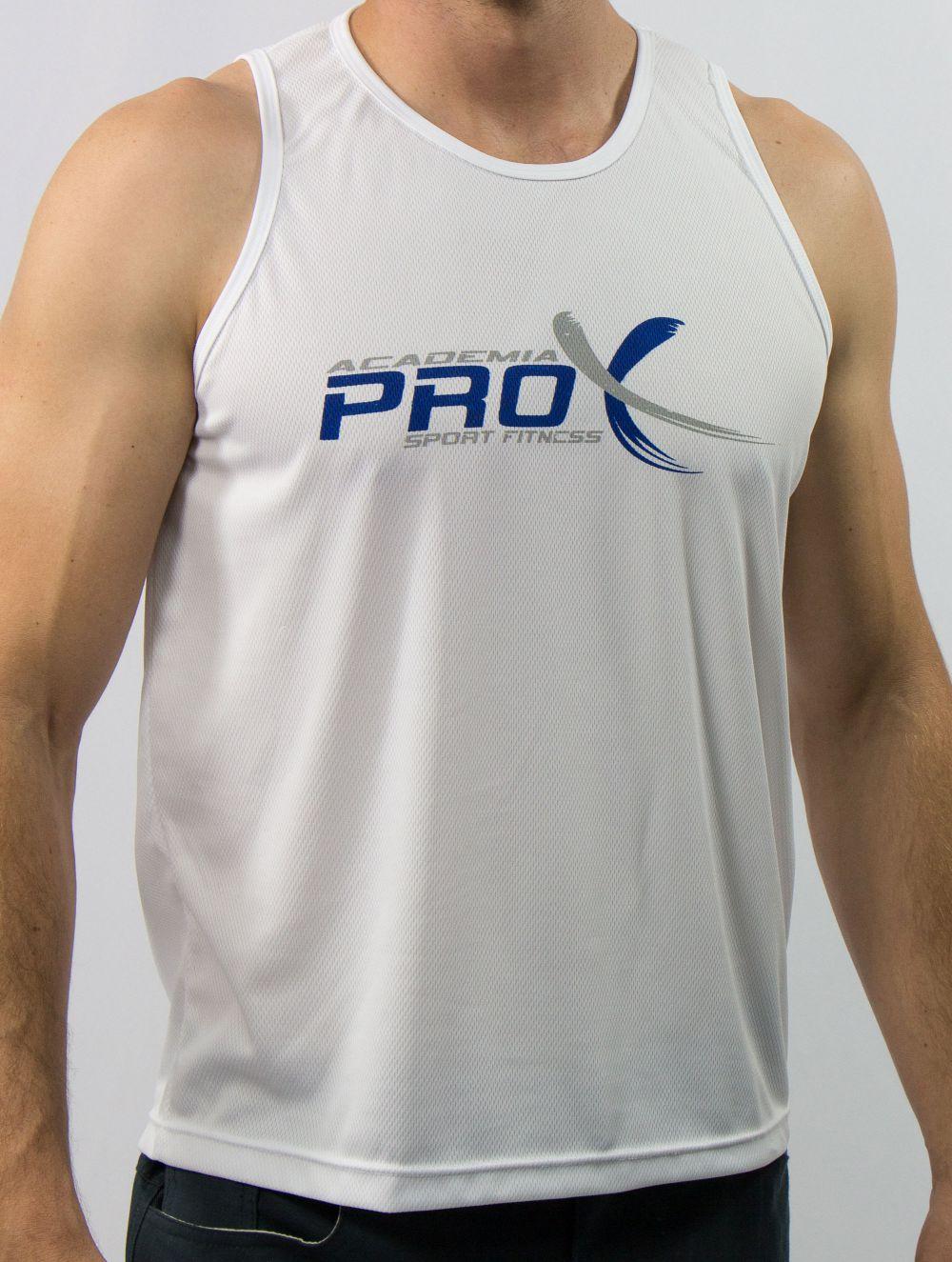 Camiseta Regata em Tecido Dry Fit