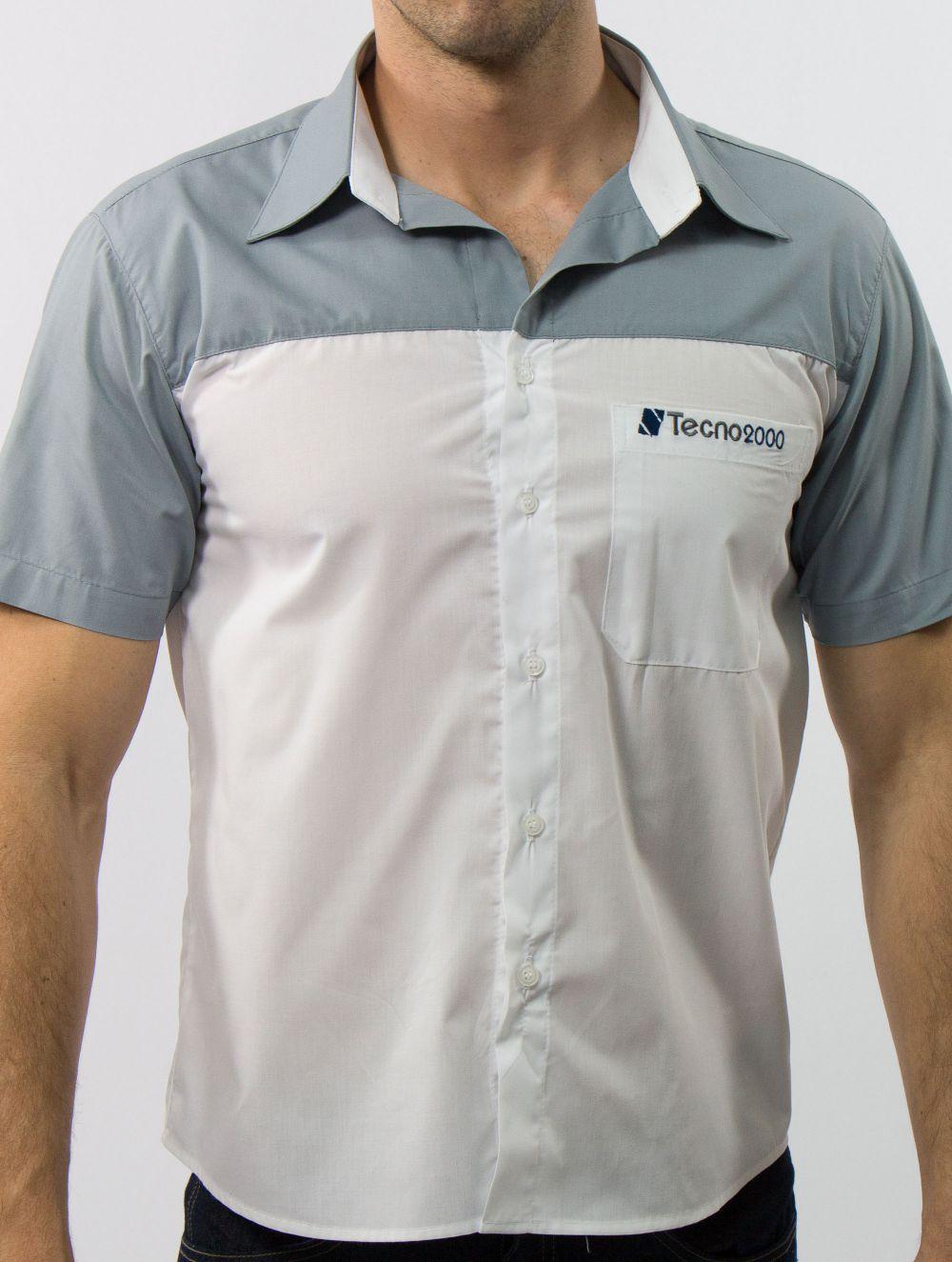Camisa ADM Recortes