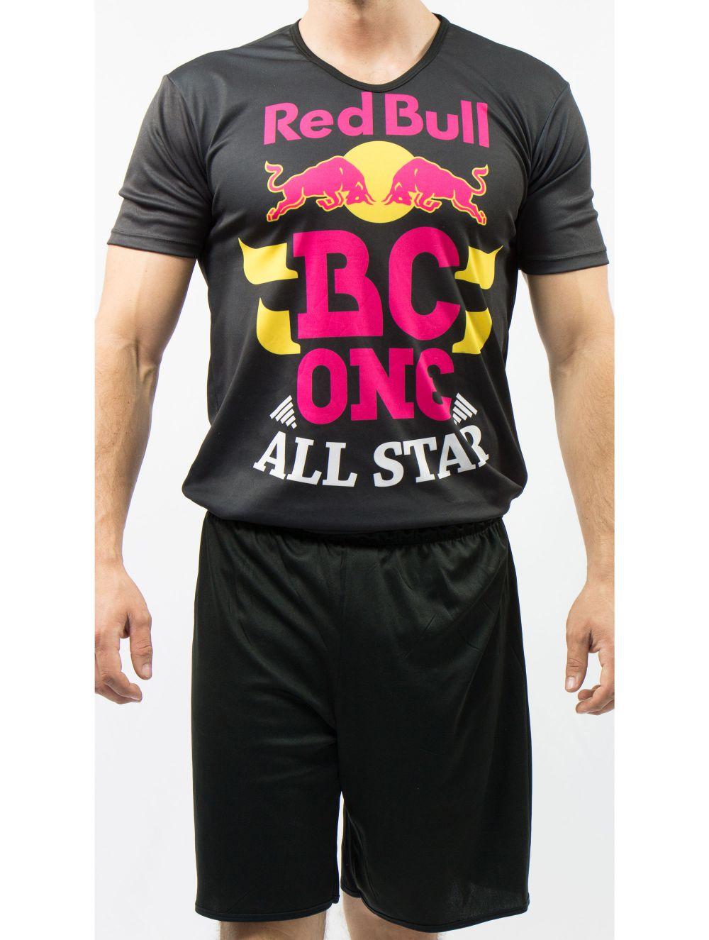 camisa sublimada em Dry Fit sport / calção sport