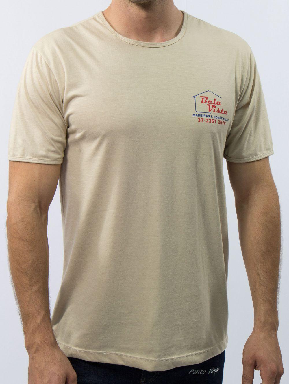 Camiseta Pv Básica