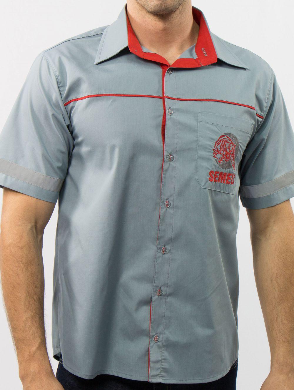 Camisa ADM com refletiva